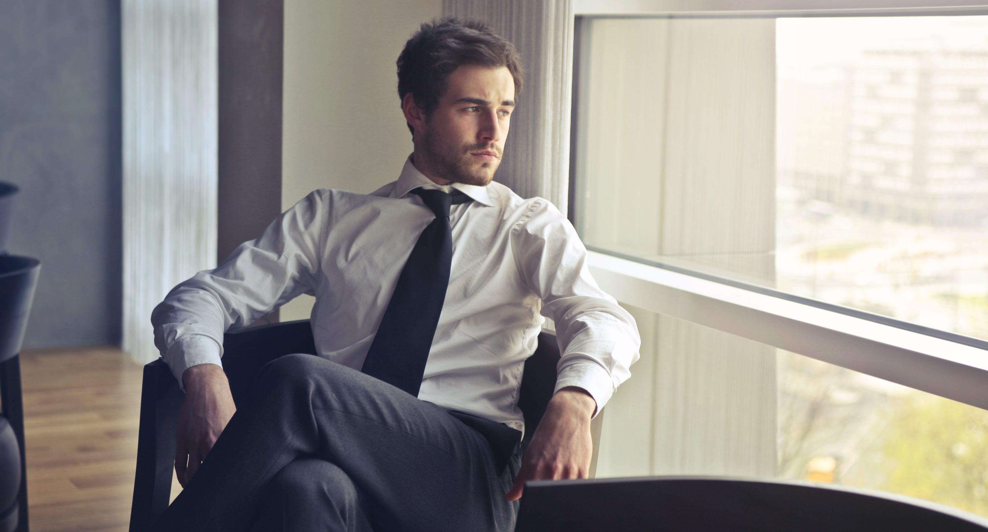 businessman clothing
