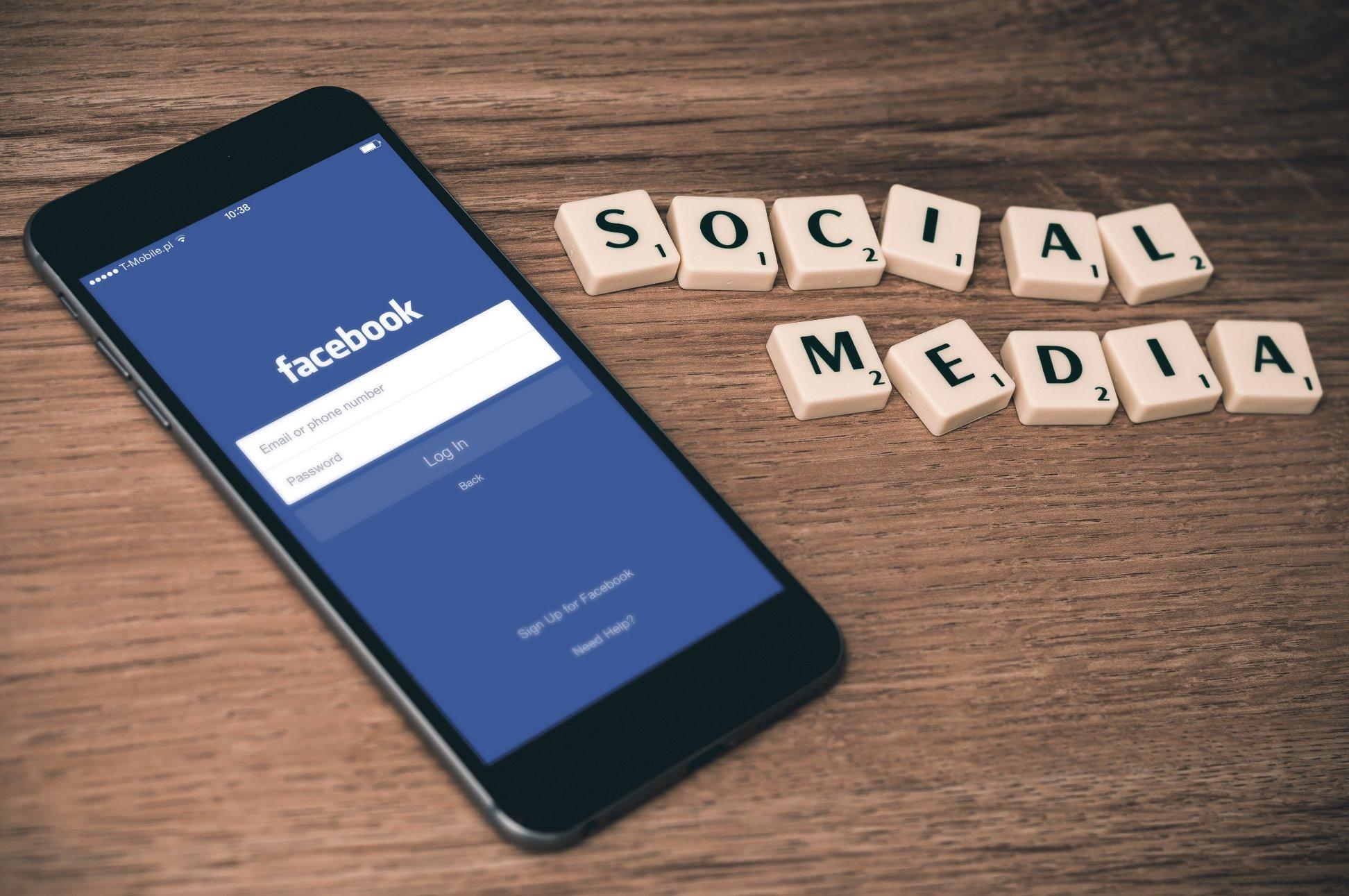 Social Media Facebook Pixel