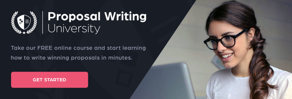 Proposal Writing University