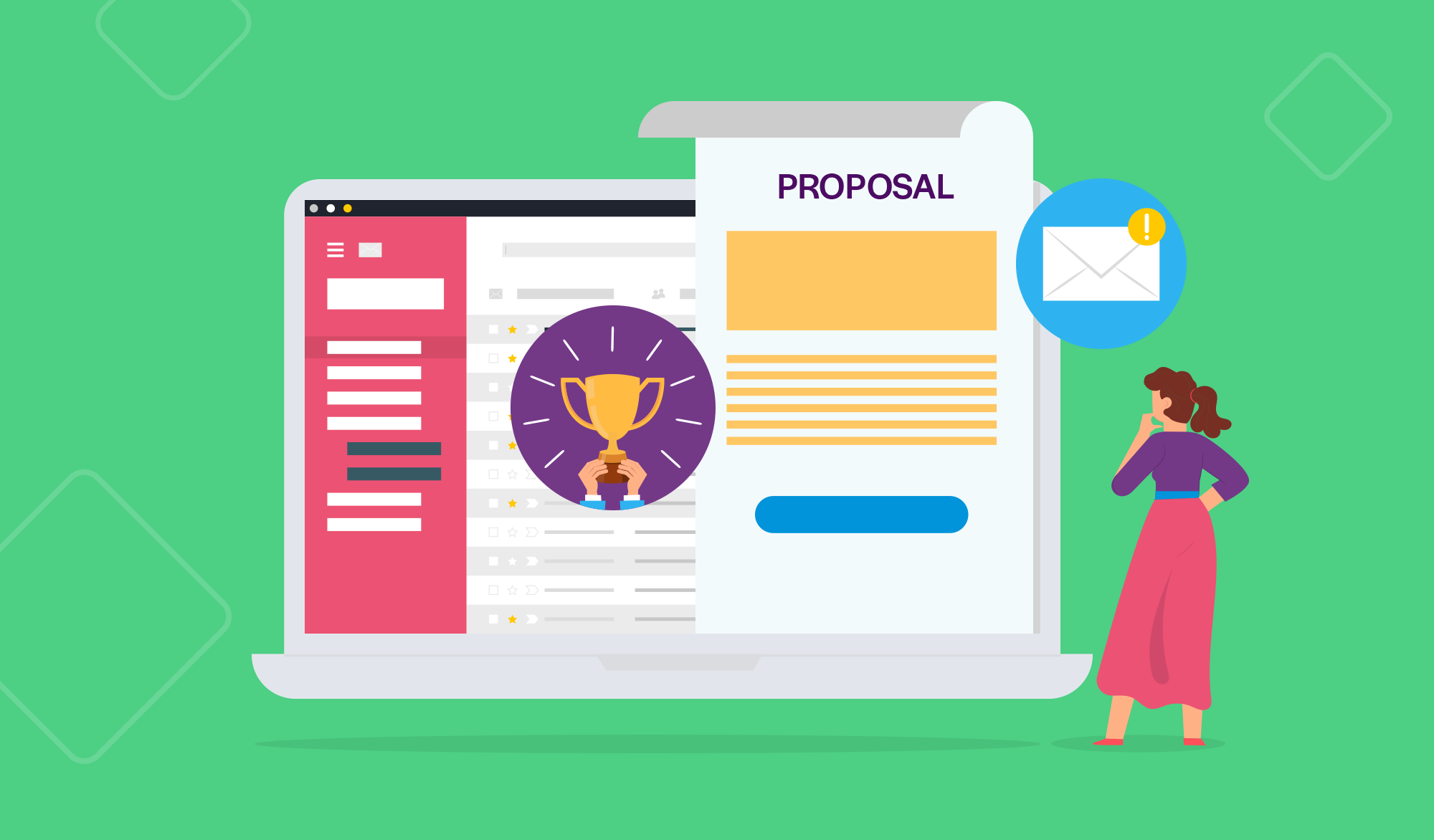 How to Write a Business Proposal Email