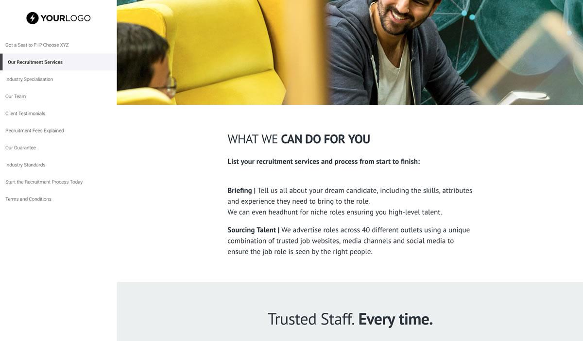 Free recruitment proposal template better proposals view template saigontimesfo