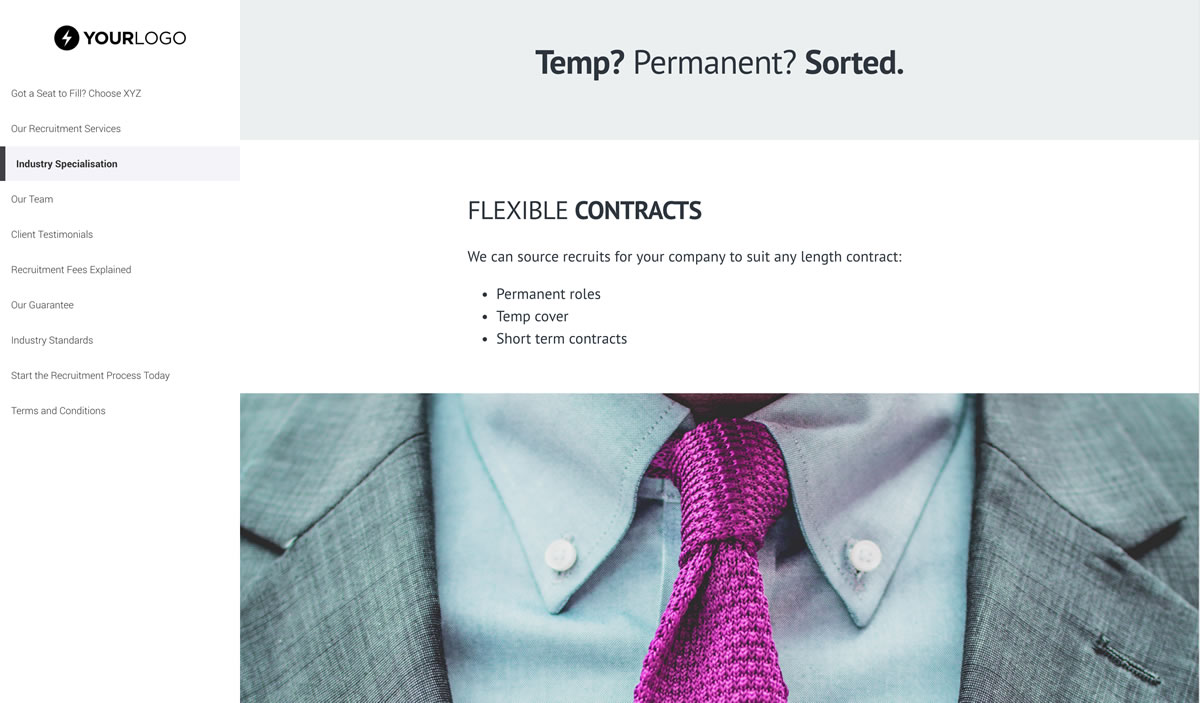 This Free Recruitment Proposal Template Won 38m Of Business