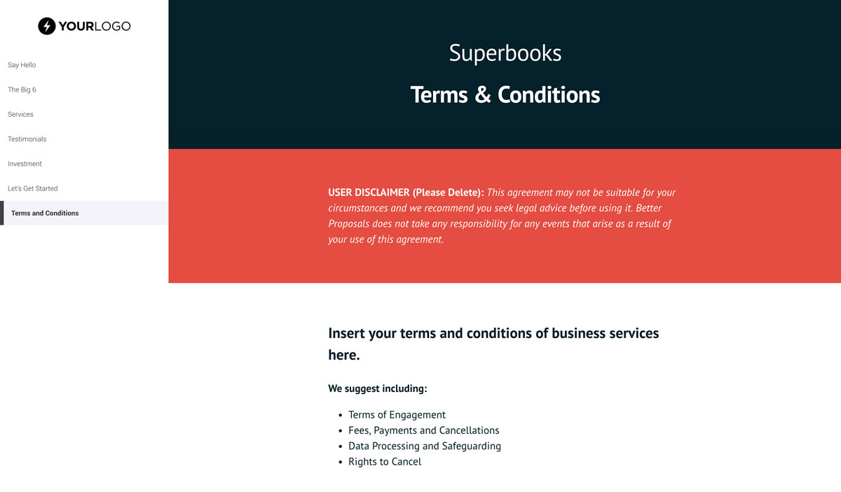 This [Free] Bookkeeping Proposal Template Won $23M of Business