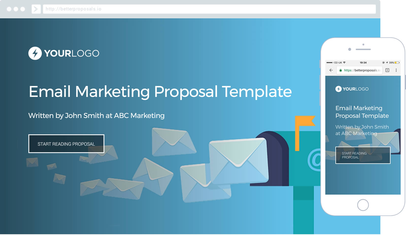proposal for marketing services template - free email marketing proposal template better proposals