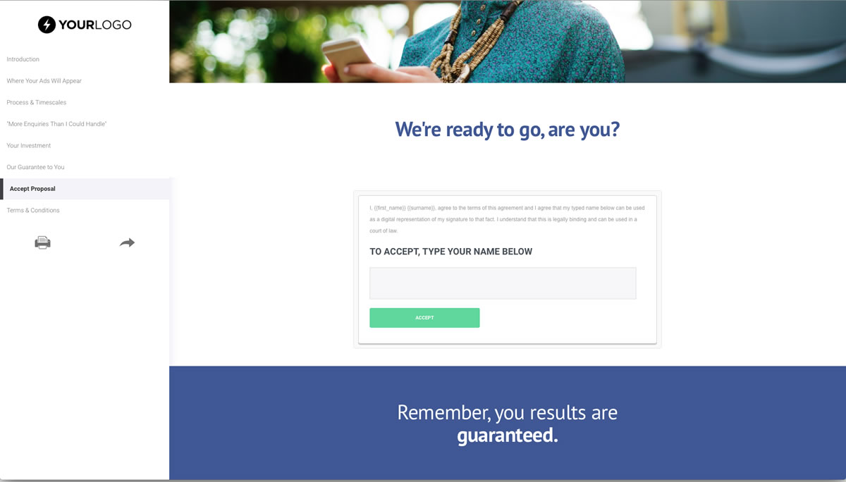 Free Facebook Ads Proposal Template Better Proposals