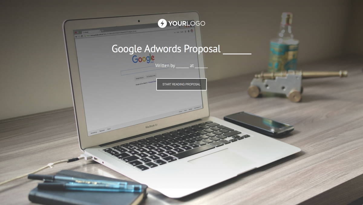 Free Google Adwords Proposal Template - Better Proposals