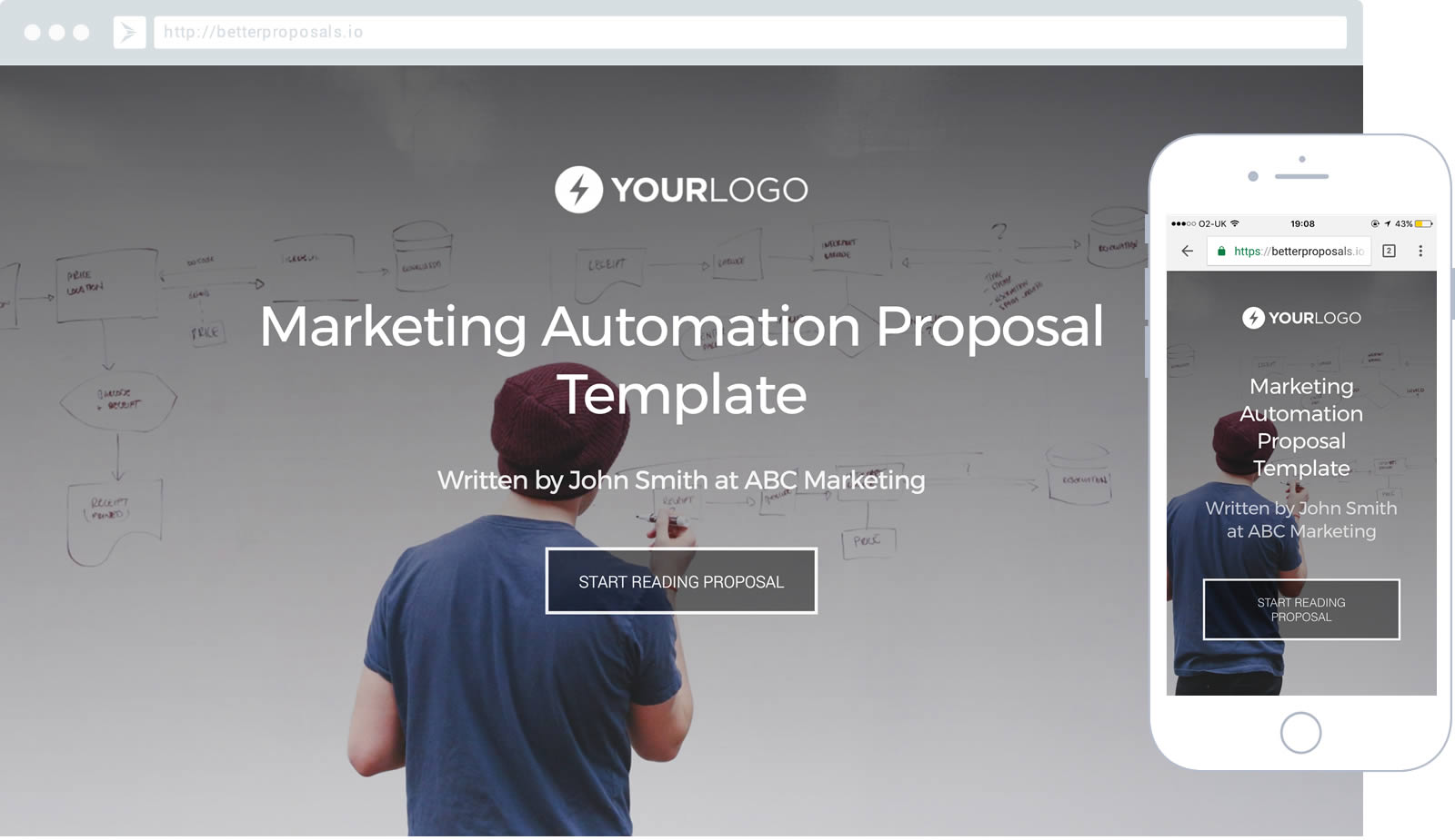 Free Proposal Template | This Free Marketing Services Proposal Template Won 94m Of Business