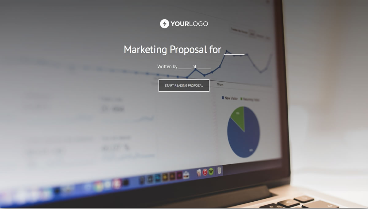 Free Marketing Services Proposal Template Better Proposals