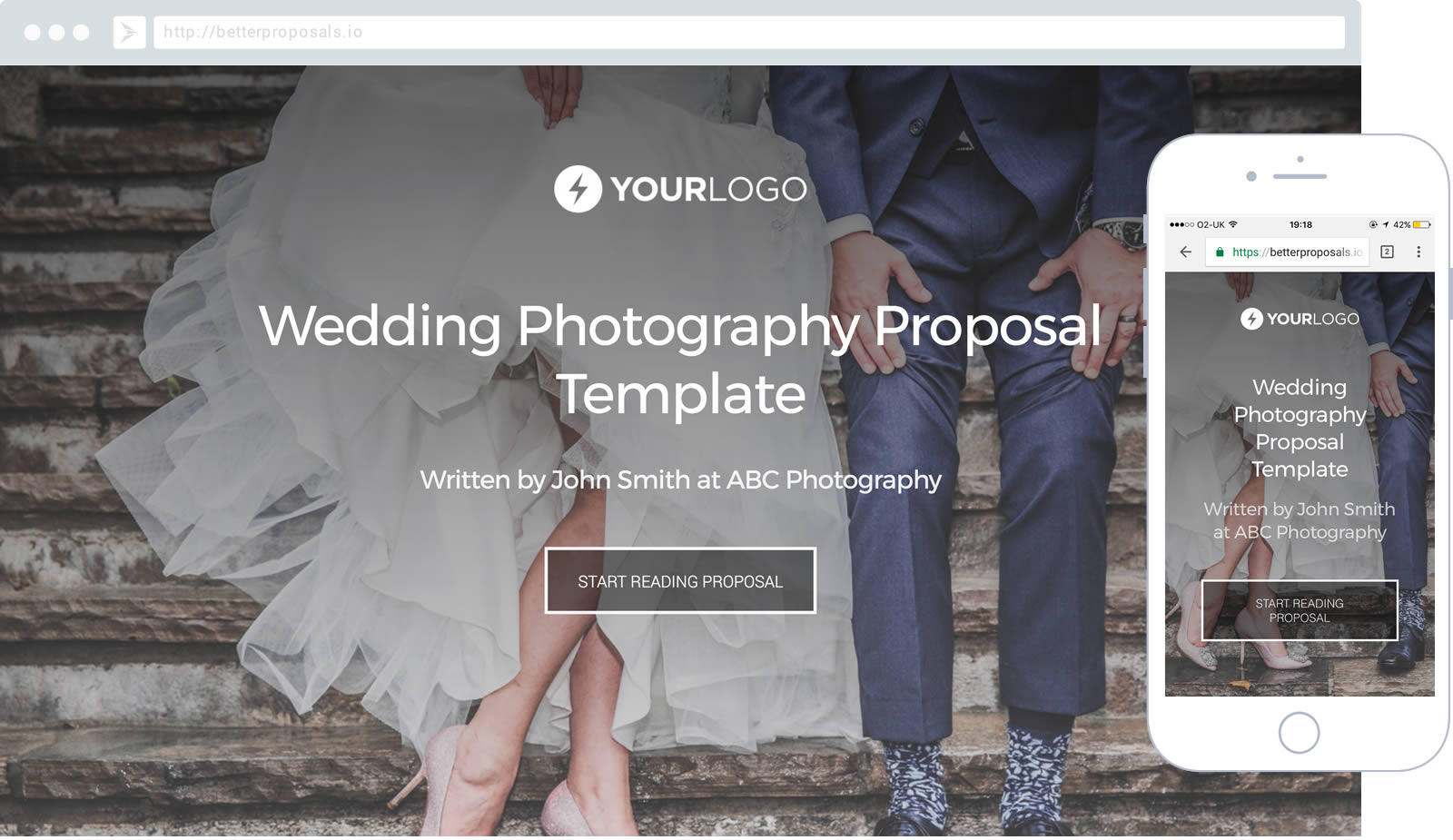 Free Wedding Photography Proposal Template Better Proposals – Photography Proposal Template