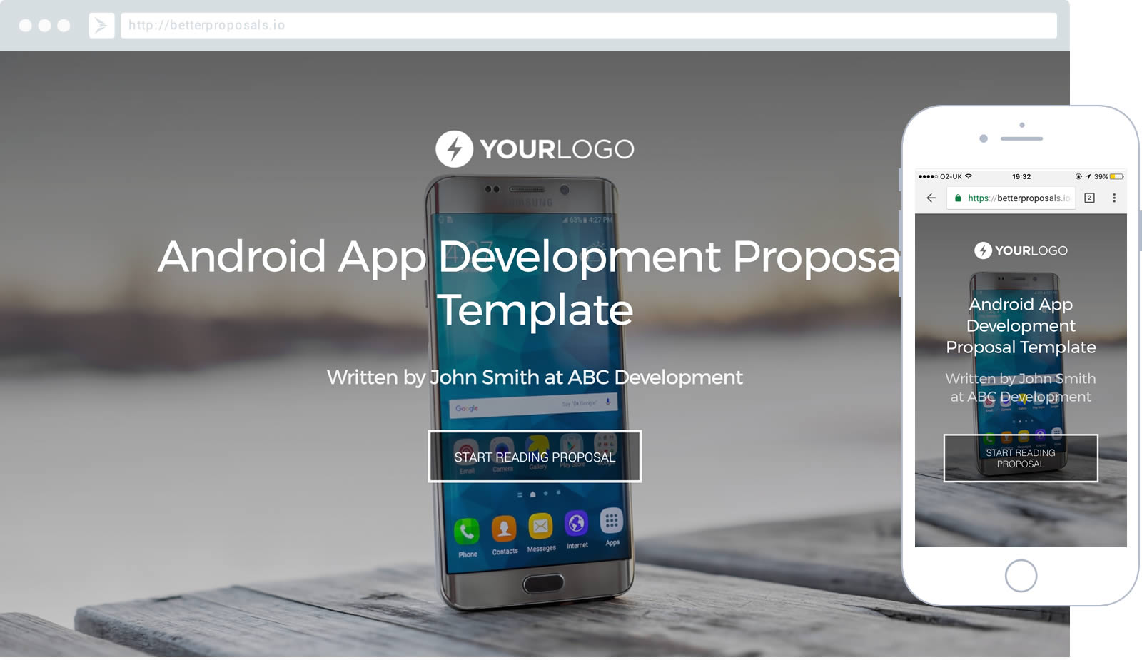 Free Sample Proposal Templates Better Proposals – Proposal Templates