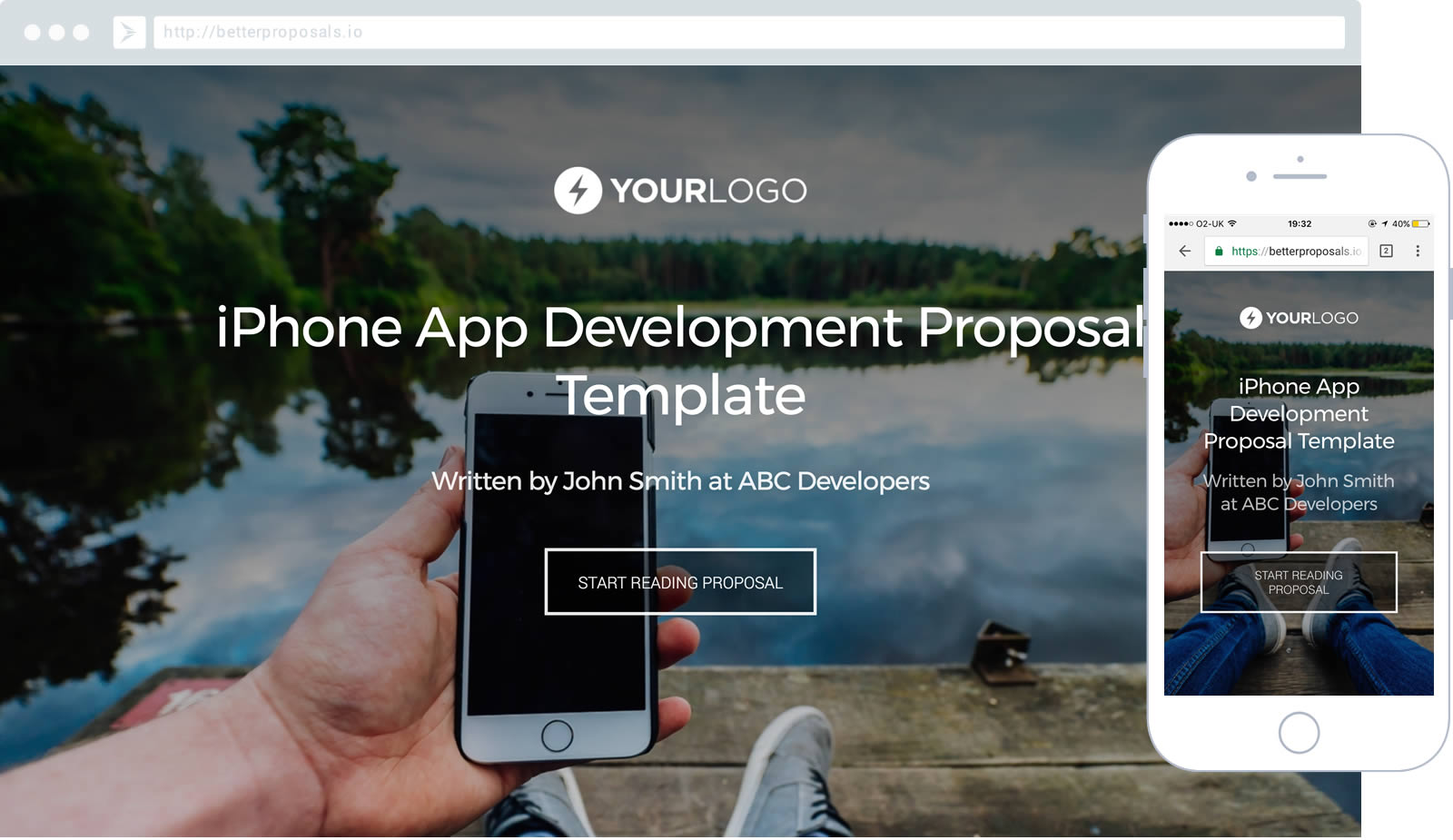 This [Free] Android Mobile App Development Proposal Template Won $40